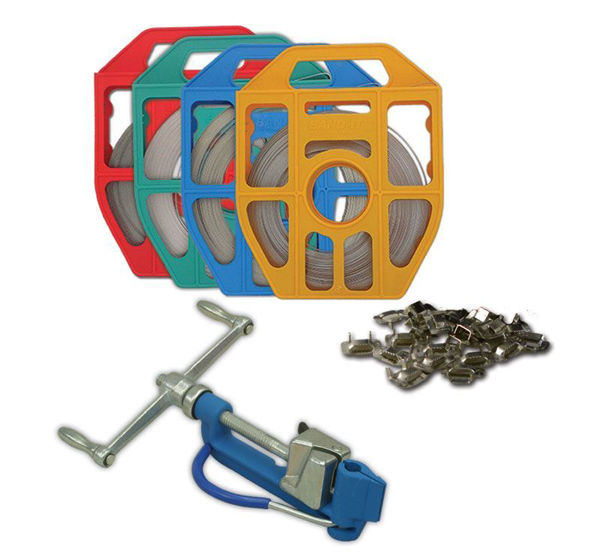 Band and Buckle System