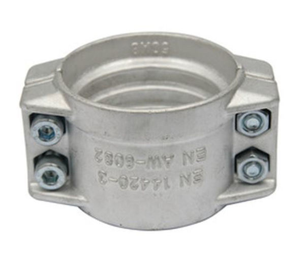 Picture of Clamp For Smooth Tail Fittings (Four Bolt Clamp)