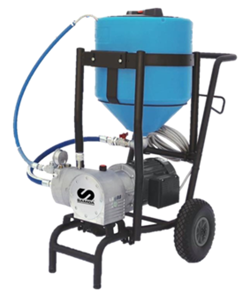 Picture of Electric Operated Diaphragm Pump 220v